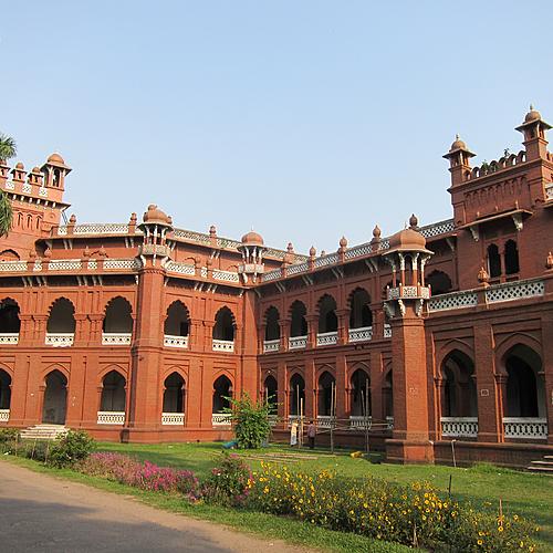 Patrimoine du Bangladesh - Dacca -
