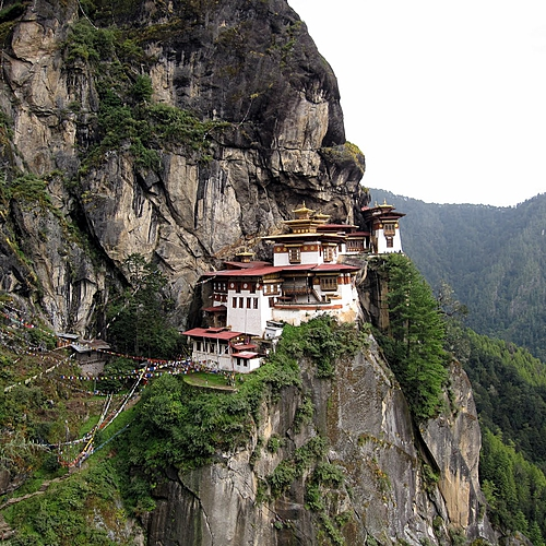 Trek de l'Ouest du Bhoutan