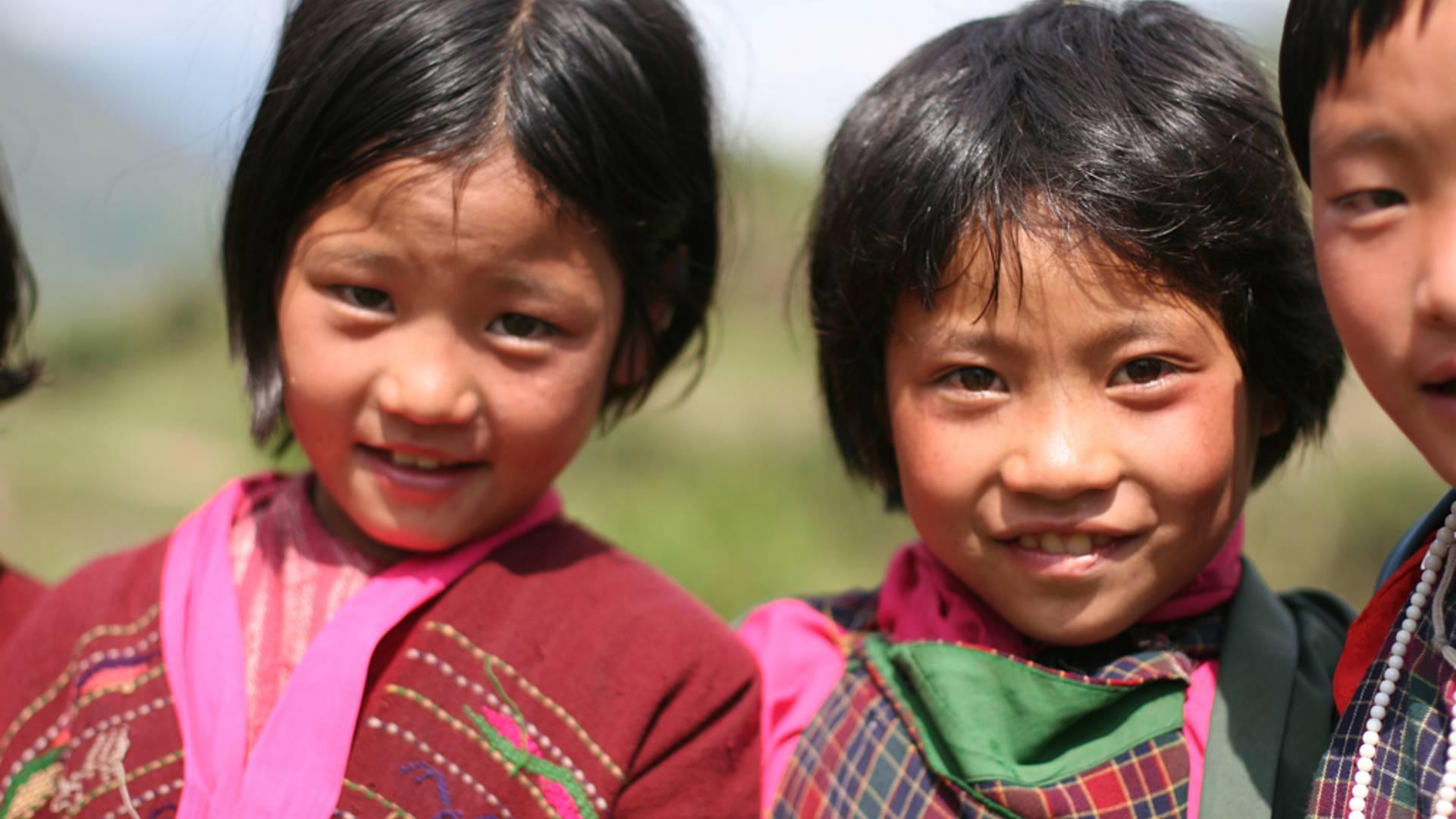 Au Bhoutan chez l'habitant