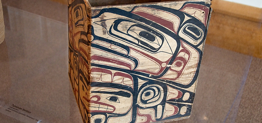 Art amérindien, Canada