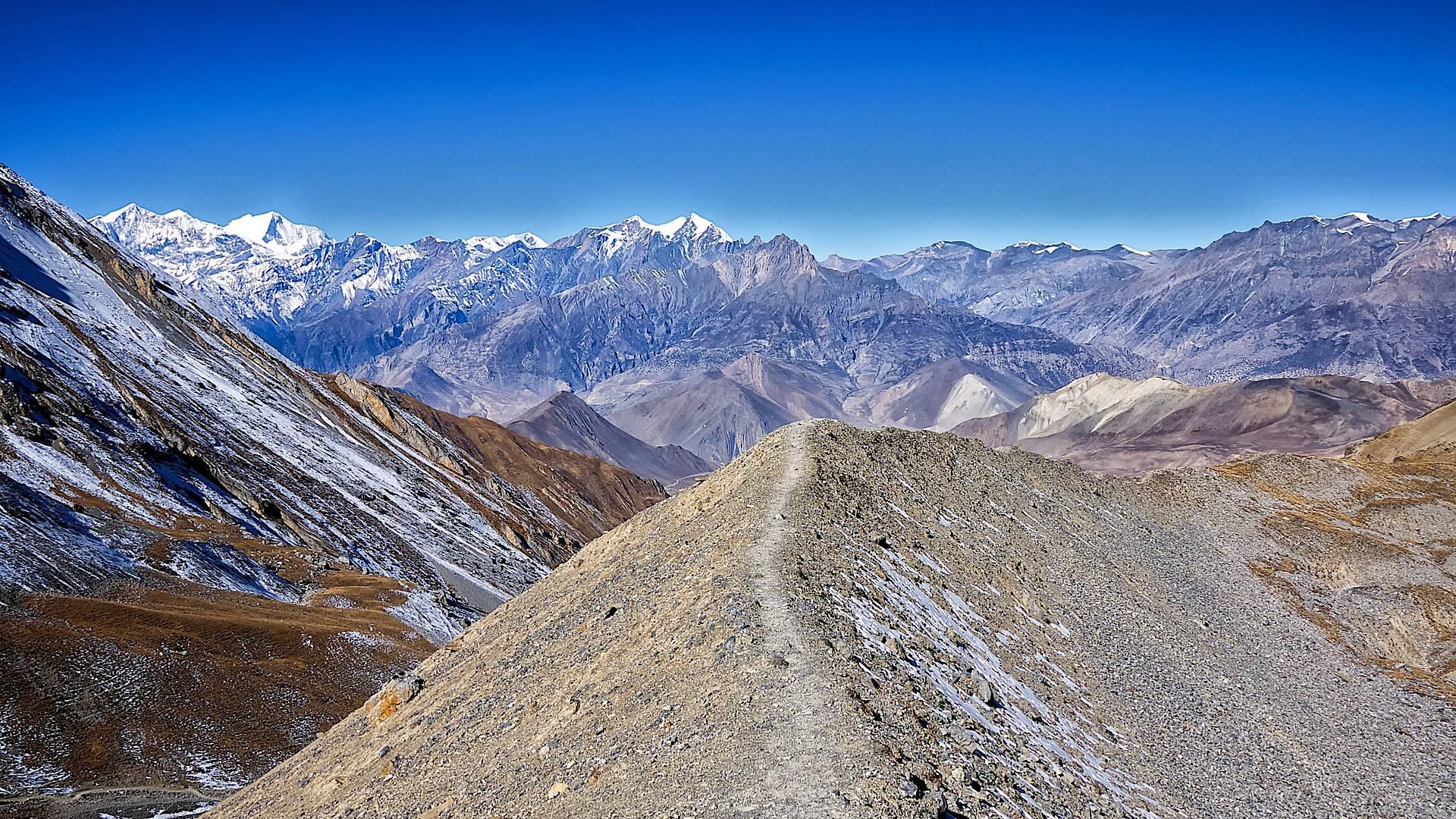 Gran Himalaya por Nepal, Bután e India