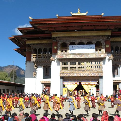 Trek bhoutanais - Paro -