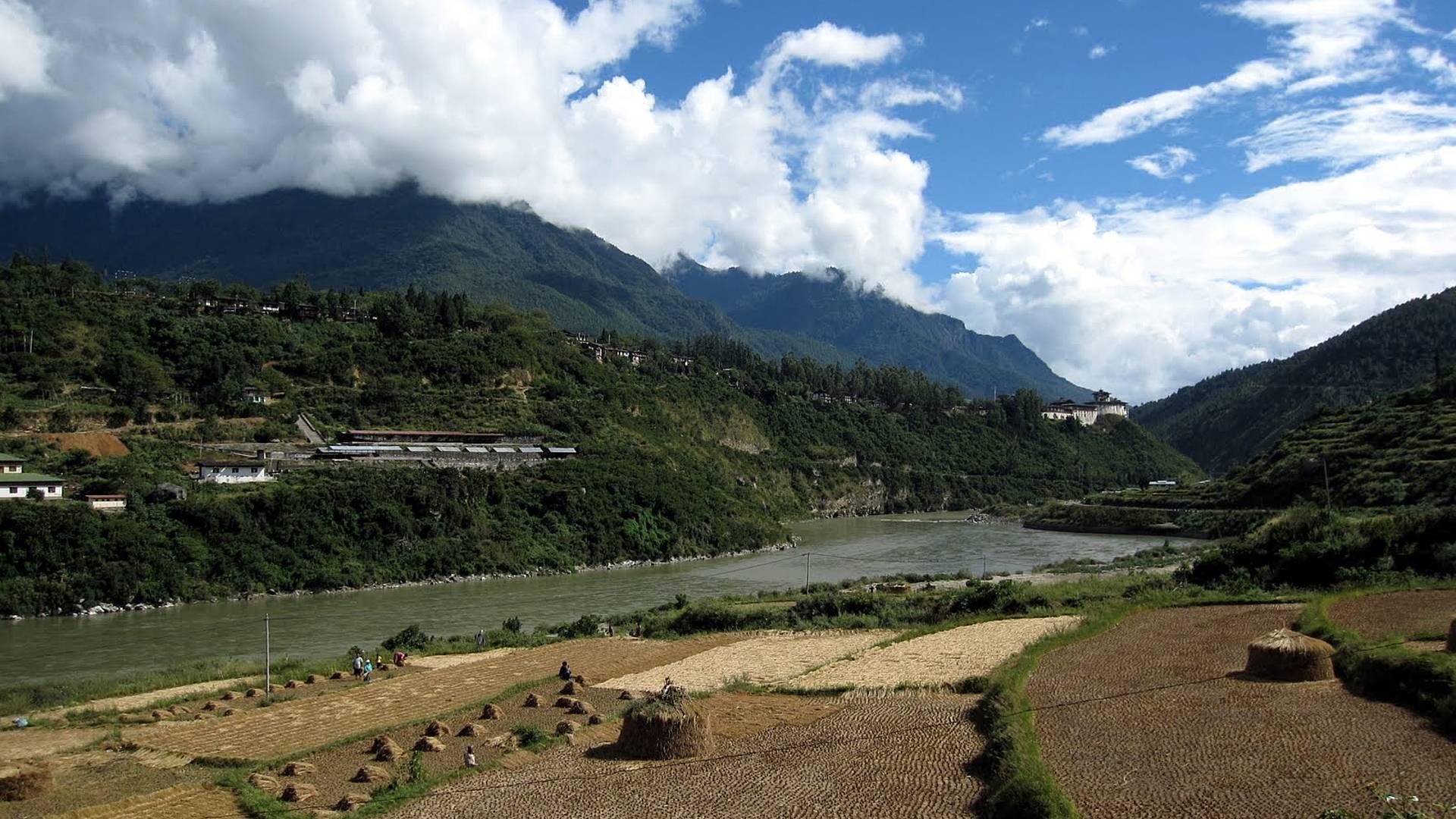 Entre Népal et Bhoutan