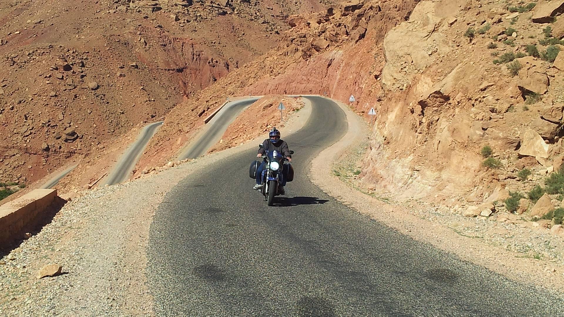 Gran Tour in moto