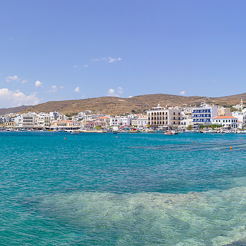Athènes classique et Vacances à Tinos - Athènes -