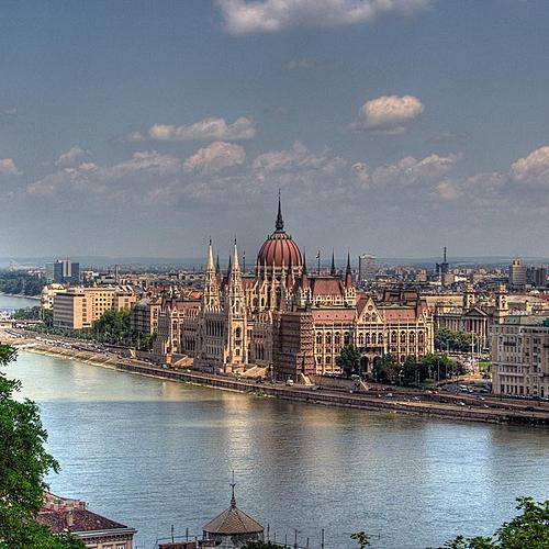 Rendez-vous à Budapest - Budapest -