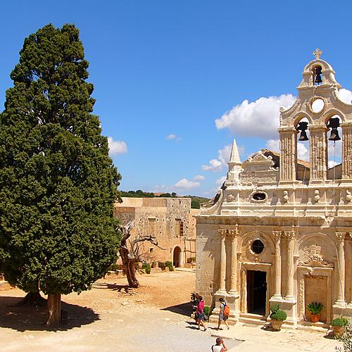 Ot'antique Crète -