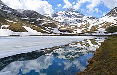 Queyras et vallées Italiennes en liberté (en gîtes)