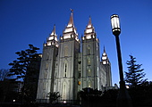 Départ de Salt Lake City et fin du séjour