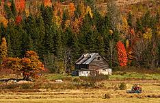Couleurs de l\'automne au New Brunswick
