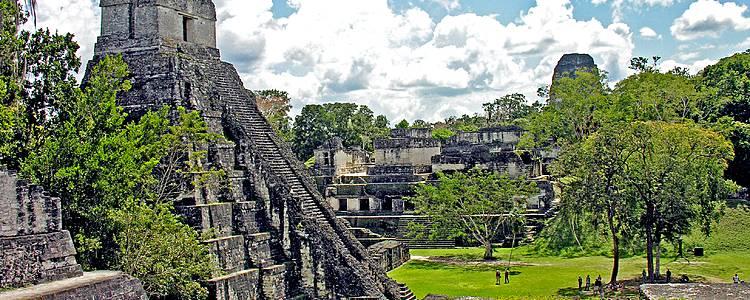 Monde Maya d'hier et d'aujourd'hui