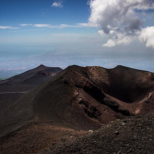Tour naturaliste de la côte de l'Etna - Catane -