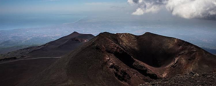Tour naturaliste de la côte de l'Etna