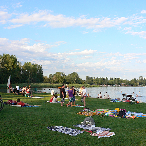 Détente au Lac Balaton, en couple ou en famille - Budapest -