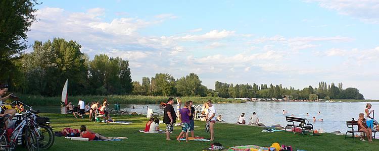 Détente au Lac Balaton, en couple ou en famille