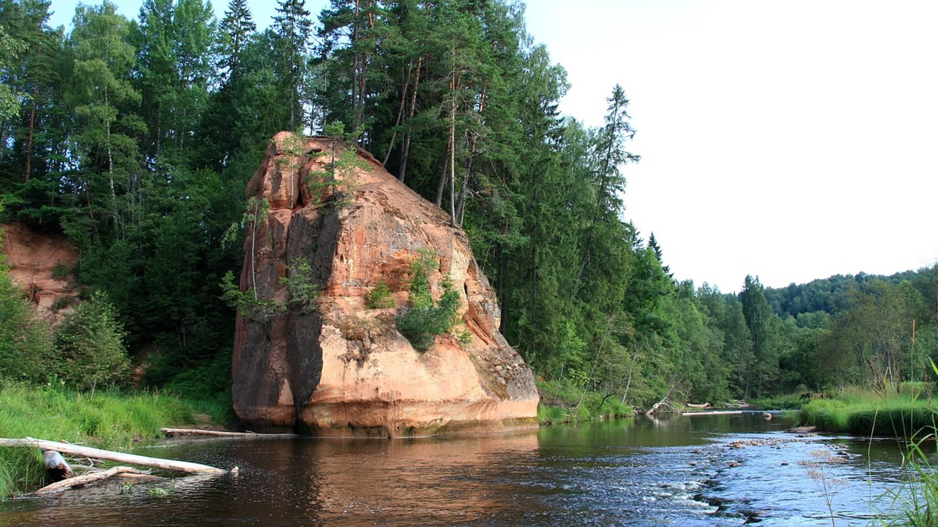 Riga et Parc national de Gauja