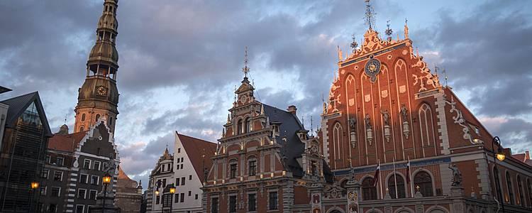 Riga, capitale nordique d'Art Nouveau
