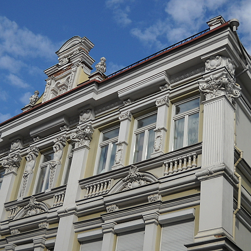 Vilnius, perle baroque -