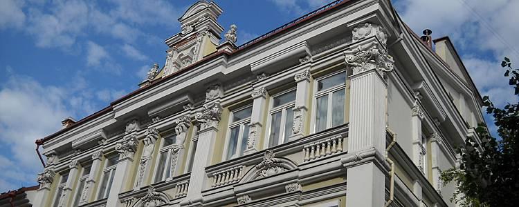 Vilnius, perle baroque