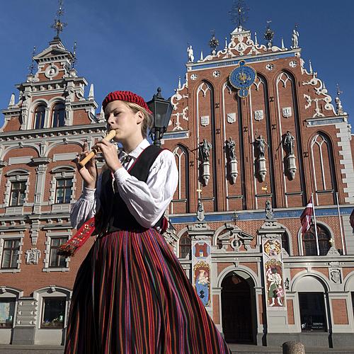 Trois capitales baltes en un voyage : Vilnius, Riga et Tallinn -