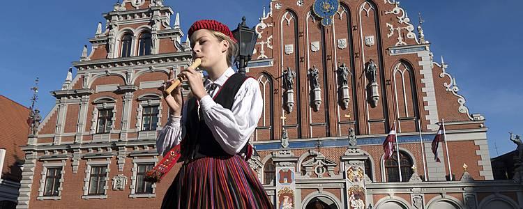 Trois capitales baltes en un voyage : Vilnius, Riga et Tallinn
