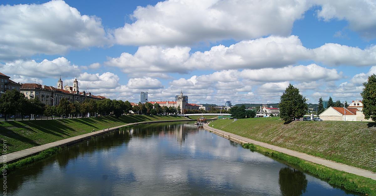 Voyage à pied Lituanie : Randonnée lituanienne