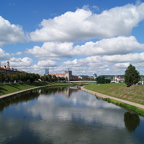 Randonnée lituanienne - Vilnius -