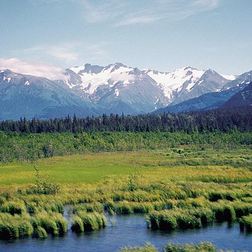 Alaska, la dernière frontière - Anchorage -