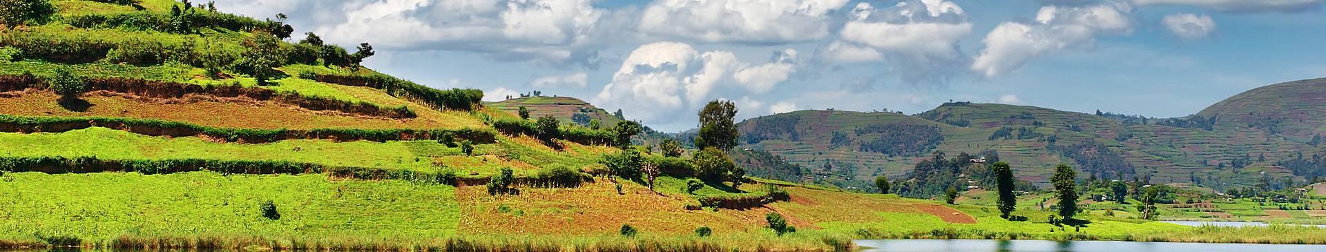 Uganda im Januar