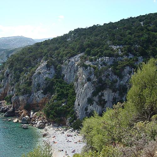 Le Nord de la Sardaigne à Moto - Santa Teresa di Gallura -