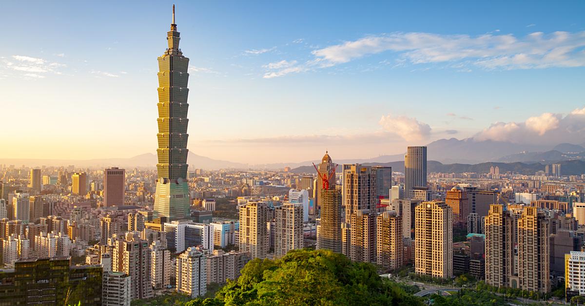 Voyage à pied Taiwan : Ultimate Taïwan, tour de l\'île en 8 jours