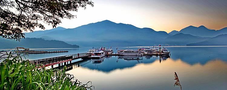 Taroko, Sun Moon Lake et Alishan
