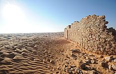 Aventure en quad dans le désert