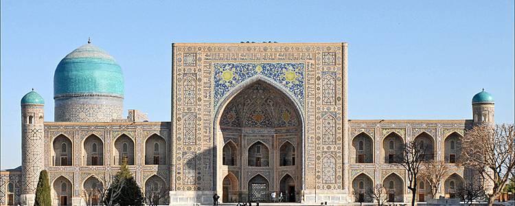 La Perle de l'Orient, de l'Ouzbékistan au Turkménistan