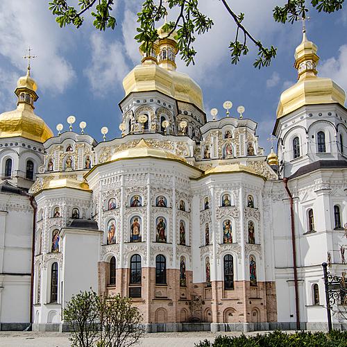 Kiev et ses Coupoles, Charme oriental d'une Métropole moderne - Kiev  -