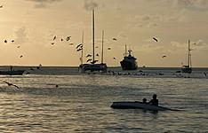 Croisière en voilier de Los Roques à Bonaire.