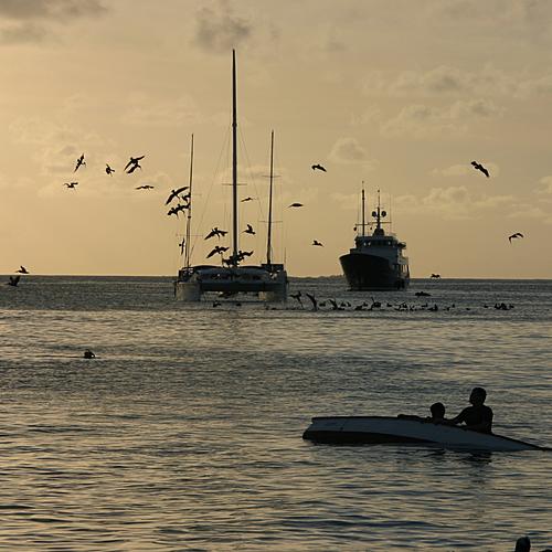 Croisière en voilier de Los Roques à Bonaire. - Caracas -