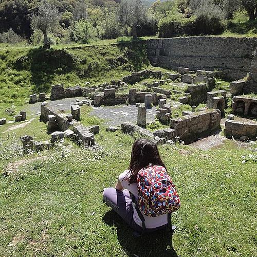 Visites Archéologiques et Activités - Athènes -