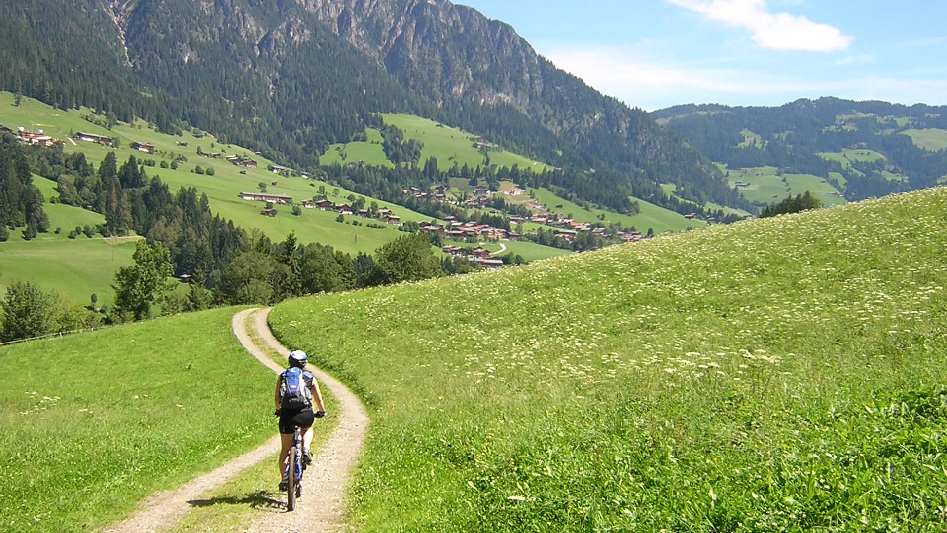 Séjour sportif au Tyrol