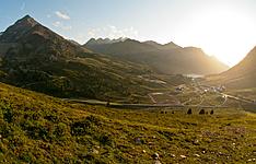 Séjour en étoile dans le Tyrol