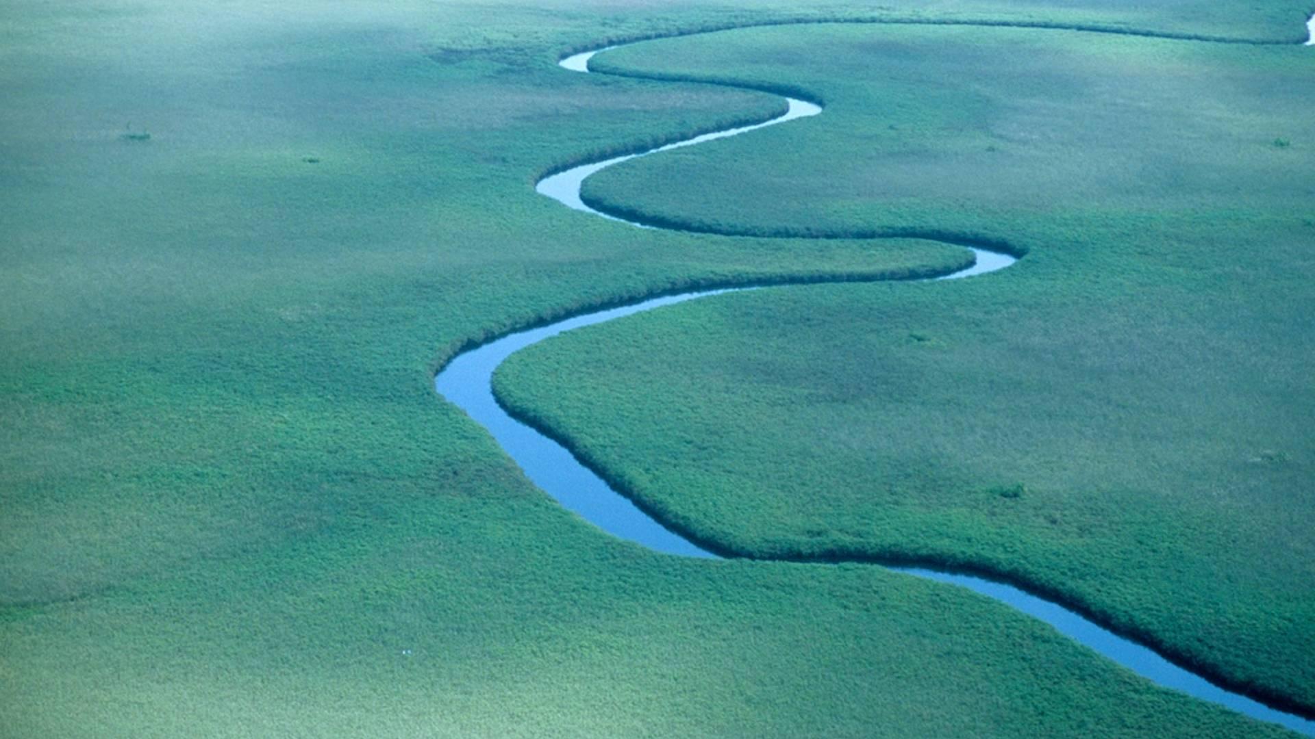 Entre ciel et terre, vers le delta de l'Okavango