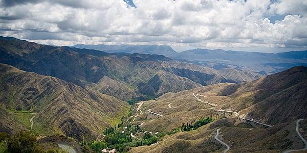 Une vue de la ville de Villavicencio