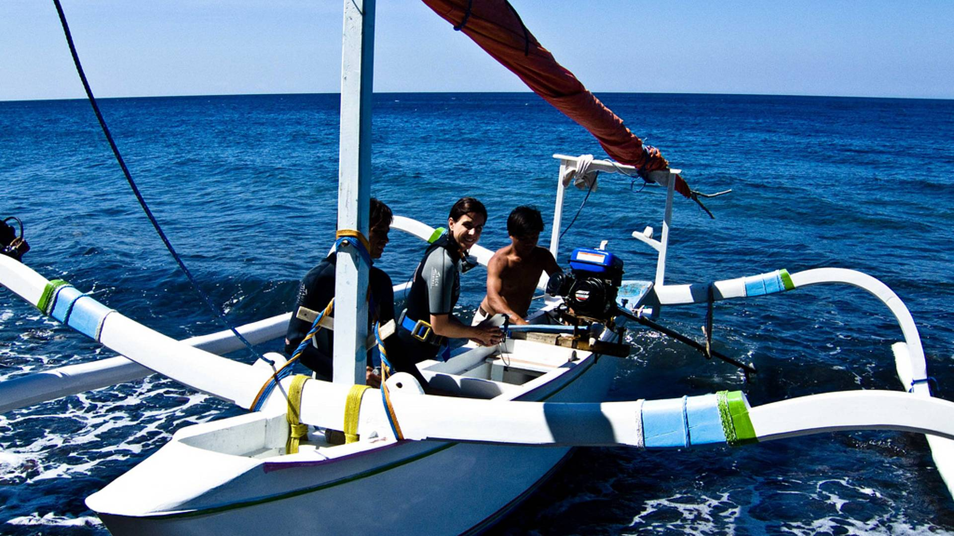 Croisière plongée sur l'île de Komodo