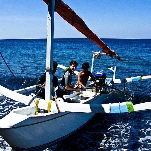 Croisière plongée sur l'île de Komodo -