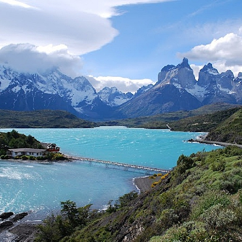 Autotour sur la route Australe - Santiago du Chili -