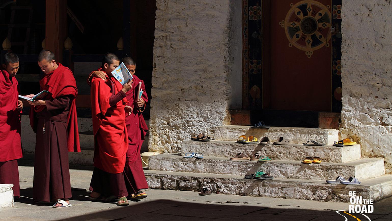 Image Trek de l'Ouest du Bhoutan