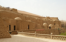 La porte du désert