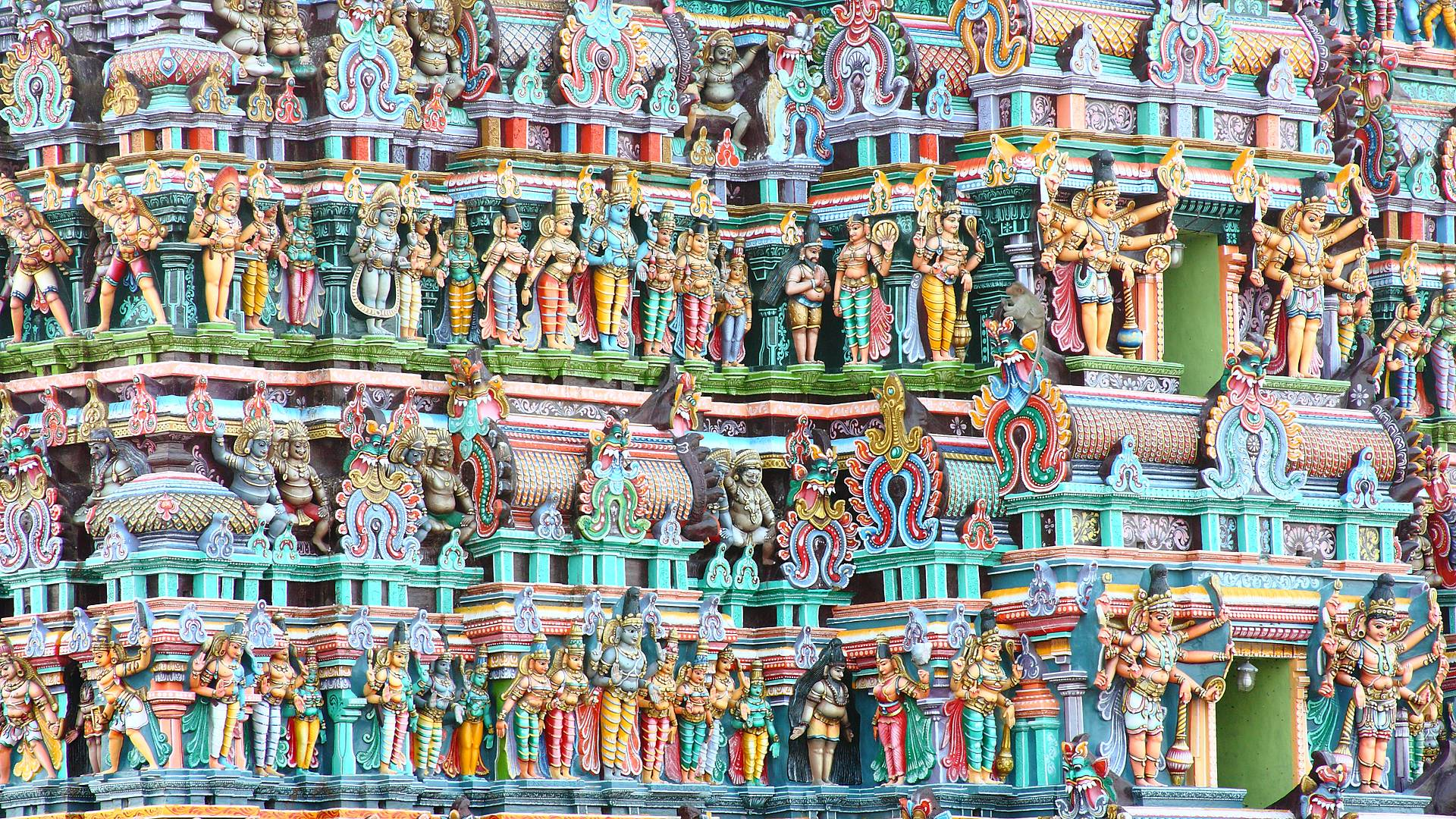 Sud dell'India: Tamilnadu, Kerala e Karnataka
