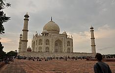 Du Taj Mahal à Kathmandu