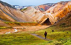 Les Terres du Milieu, trek et détente